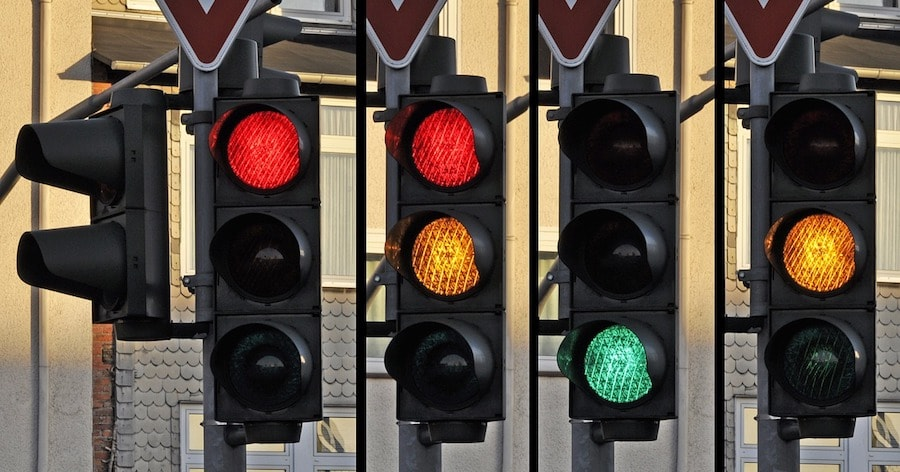 Can you create some permanently-green traffic lights?
